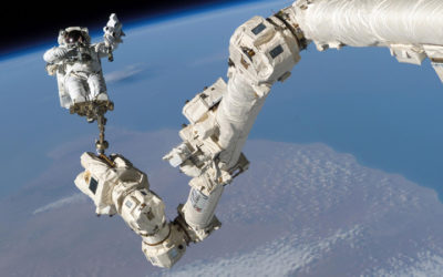 Robots in space—what's so important? Why should I care?
