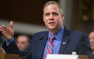 NASA Administrator gives space robotics a shout-out