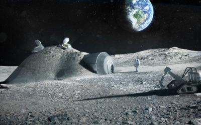 A lunar industrial vision