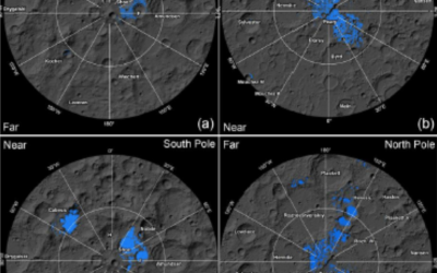 Crater analysis suggests more water on the Moon